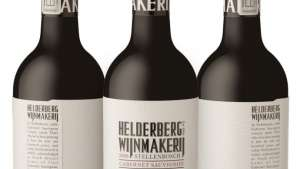 Helderberg Wijnmakerij packaging by Fanakalo.