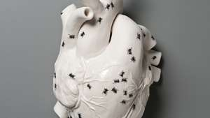 Ants ate all my sugar by Kate MacDowell.
