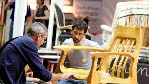 Furniture design at Design Indaba Expo 2013