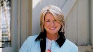 Martha Stewart on the endless possibilities of glitter