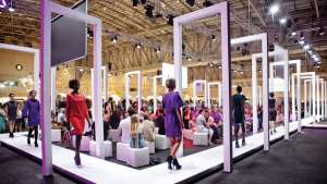 Fashion at Design Indaba Expo 2013.