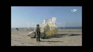 Theo Jansen, Strandbeest.