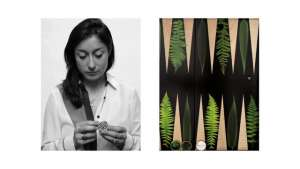 Backgammon Designer Alexandra Llewellyn