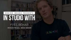 In Studio With: Yves Béhar