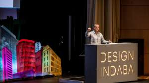 Chris Gotz at Design Indaba Conference 2014.