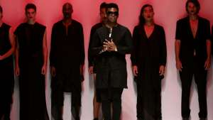 David Tlale. Image: SDR Photo