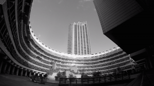 The Barbican Estan, London. Image: Joe Gilbert
