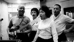 Mavis! is the first feature-length documentary on gospel and soul music legend and civil rights icon Mavis Staples and her family group, the Staple Singers