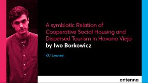 Iwo Borkowicz - Antenna 2017