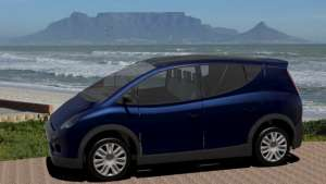 Keith Helfet: The Joule electric car
