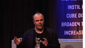 Mark Dytham at Design Indaba