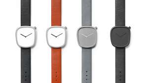 Pebble watch by KiBiSi for Bulbul.