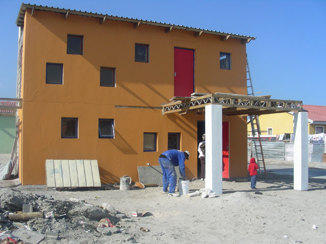 10x10 Low Cost Housing Project | Design Indaba