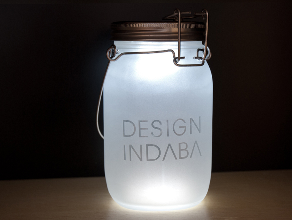 By The Light Of The Jar Design Indaba