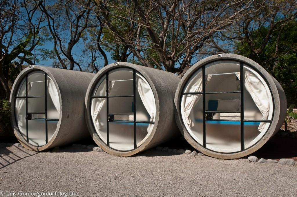 Tube galleries