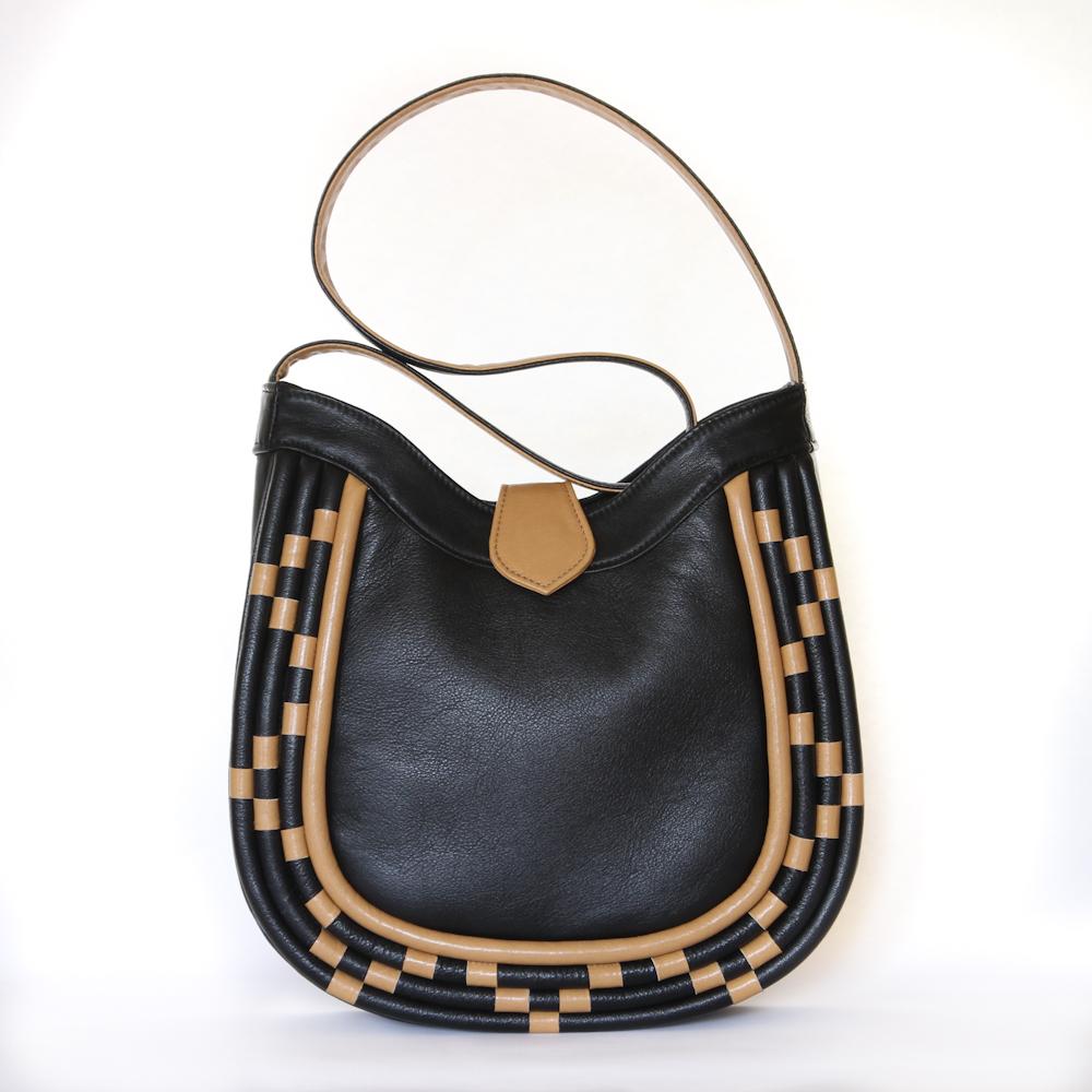 Leather weaving   Design Indaba 82fb7c72e2