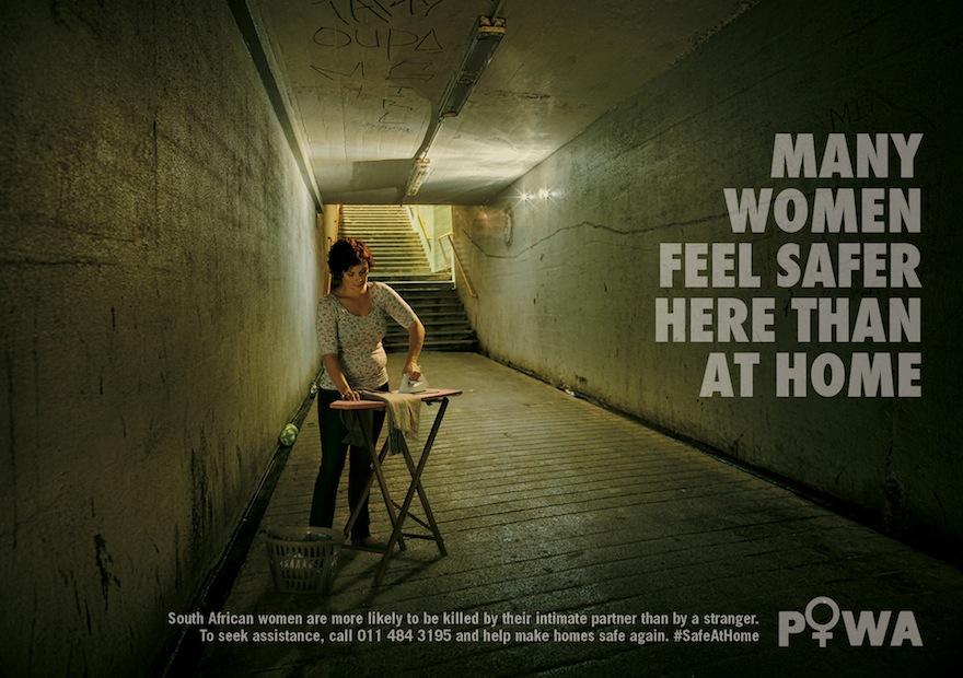 Womans Day Com >> Joe Public responds to women abuse | Design Indaba