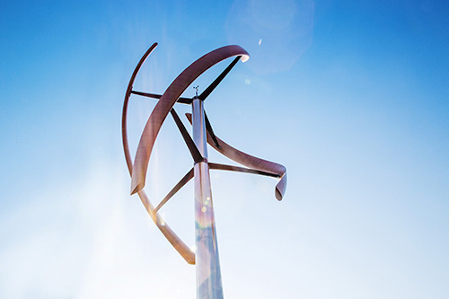The Wind Turbine Gets A Smart Tech Makeover Design Indaba