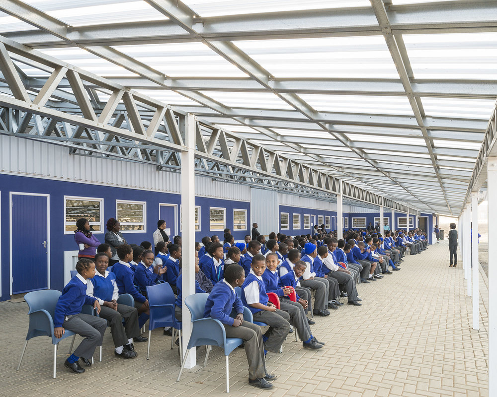 Classroom Design Companies ~ Local studio is leading urban transformation in