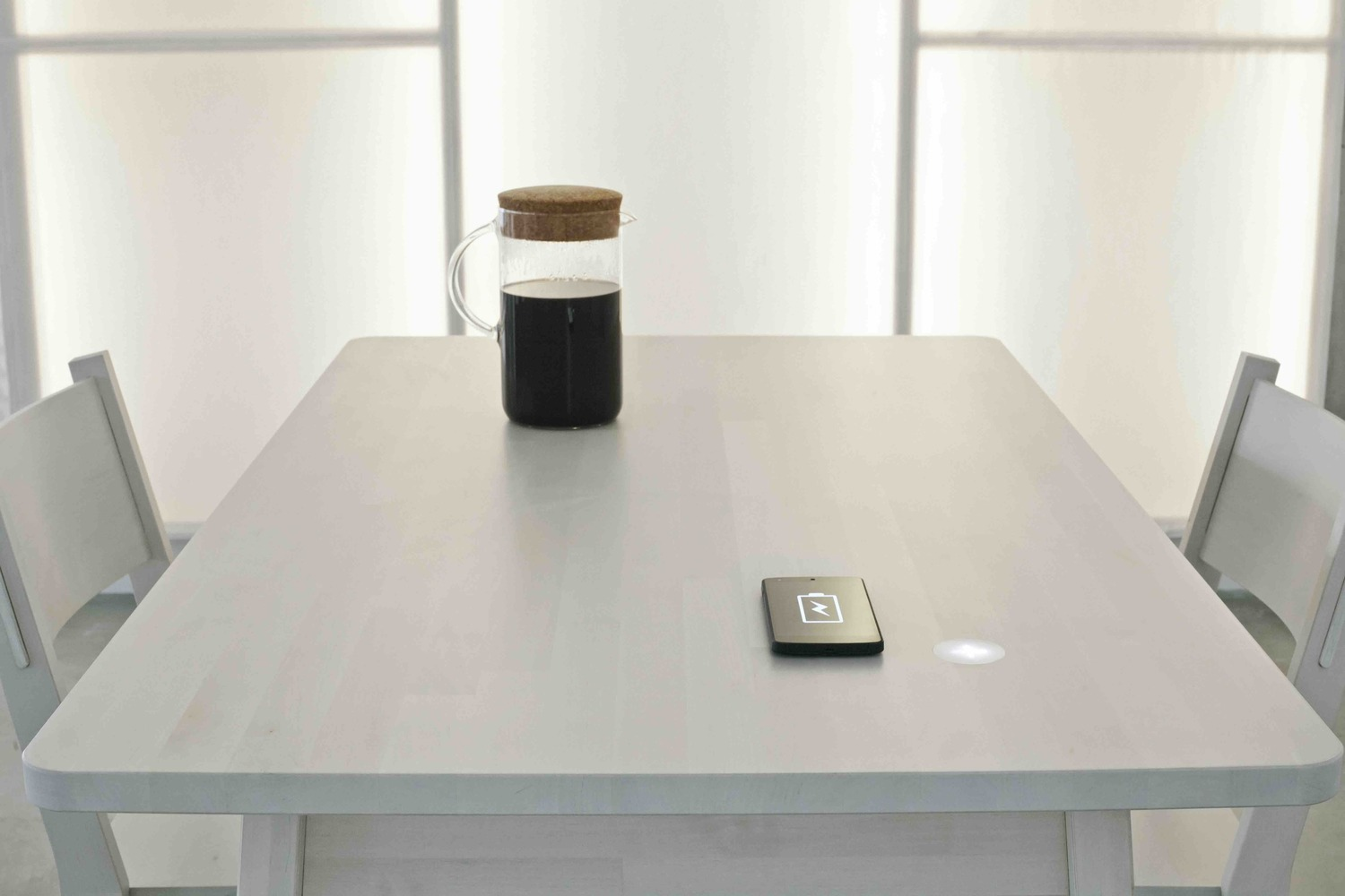 Ikea furniture could charge devices using wasted heat design indaba - Table couture ikea ...