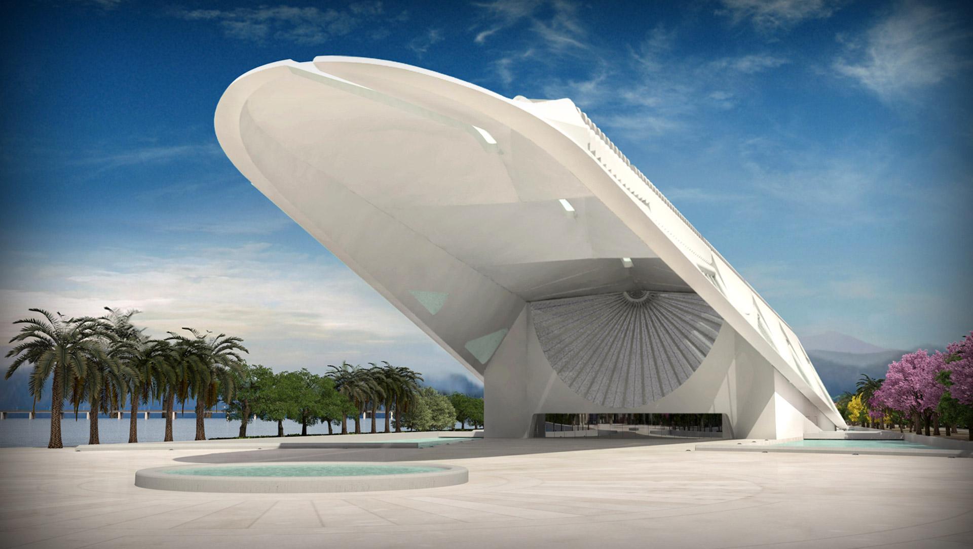 rio de janeiro u2019s grand  new museum of tomorrow