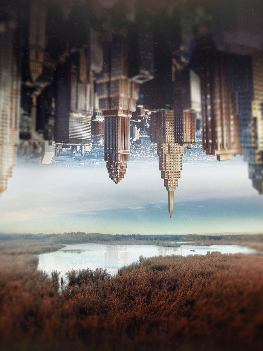 Sa Artist S Digital Works Explore The Surreal Elements Of
