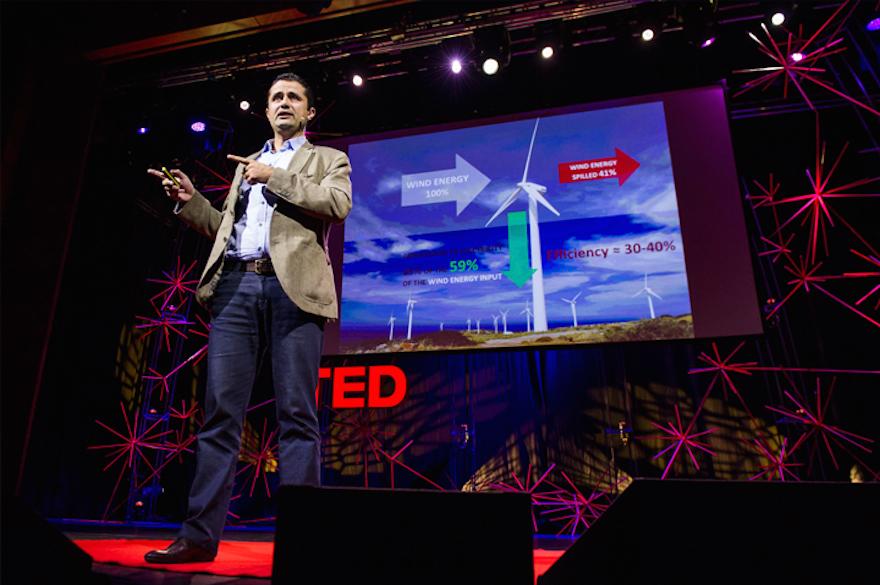 Saphon Energy creates new wind-harnessing technology
