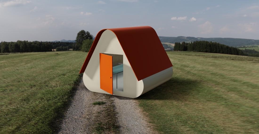 High School Students Design Snap Together Homeless Shelter