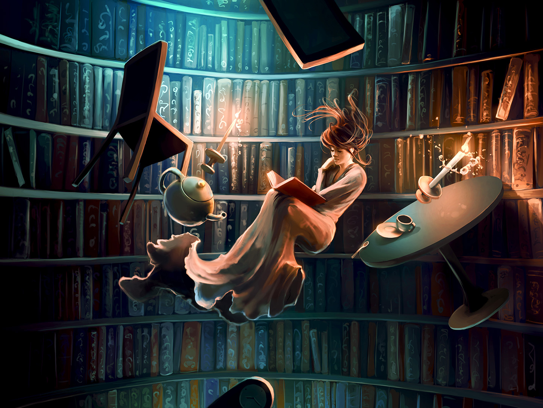 Step into Aquasixio's surreal fantasy universes | Design