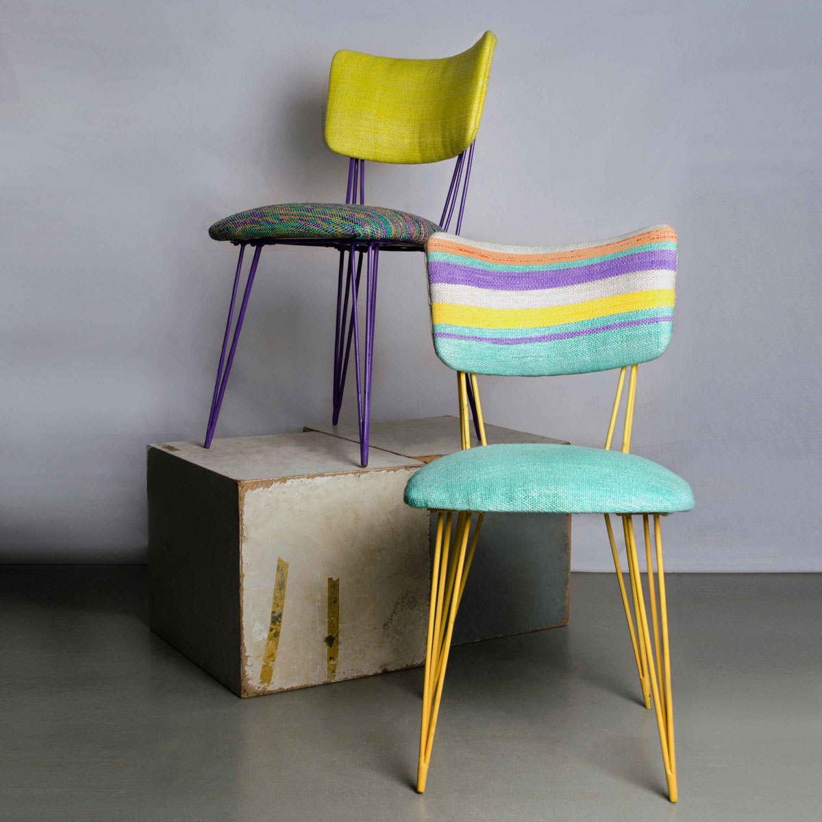 Furniture: Reform: From Trash To Furniture In Cairo