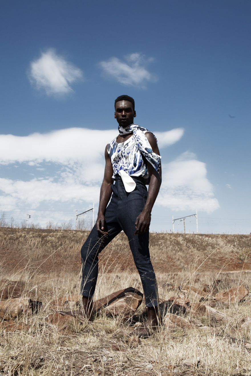 south african rich mnisi designer collection indaba creative