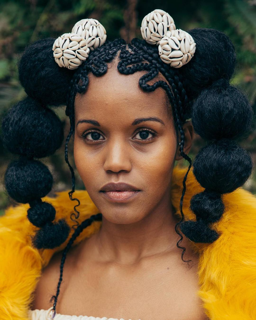 Braid Hairstyles For Black Girls: Shani Crowe: The Braid Queen Who Turns Hair Into Art