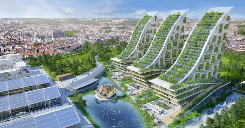Transforming the built environment | Design Indaba