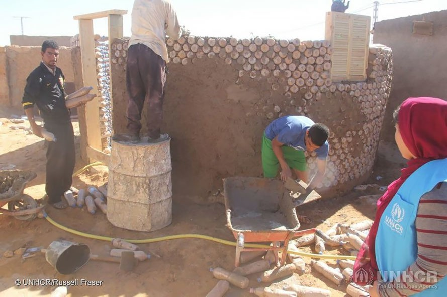 Combatting Algeria S Harsh Weather Conditions With Houses