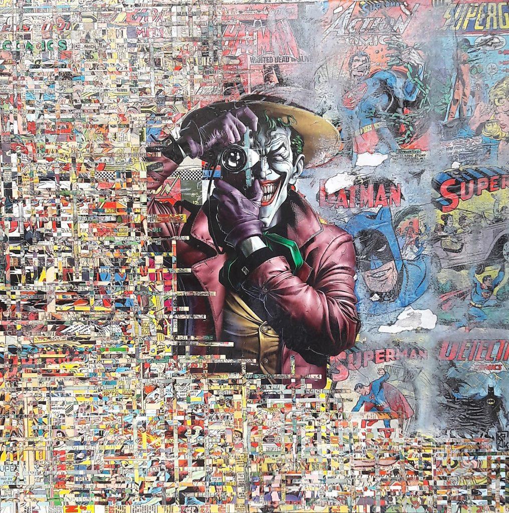 Côte d'Ivoire-based artist, Kadarik uses pop art as social commentary | Design Indaba