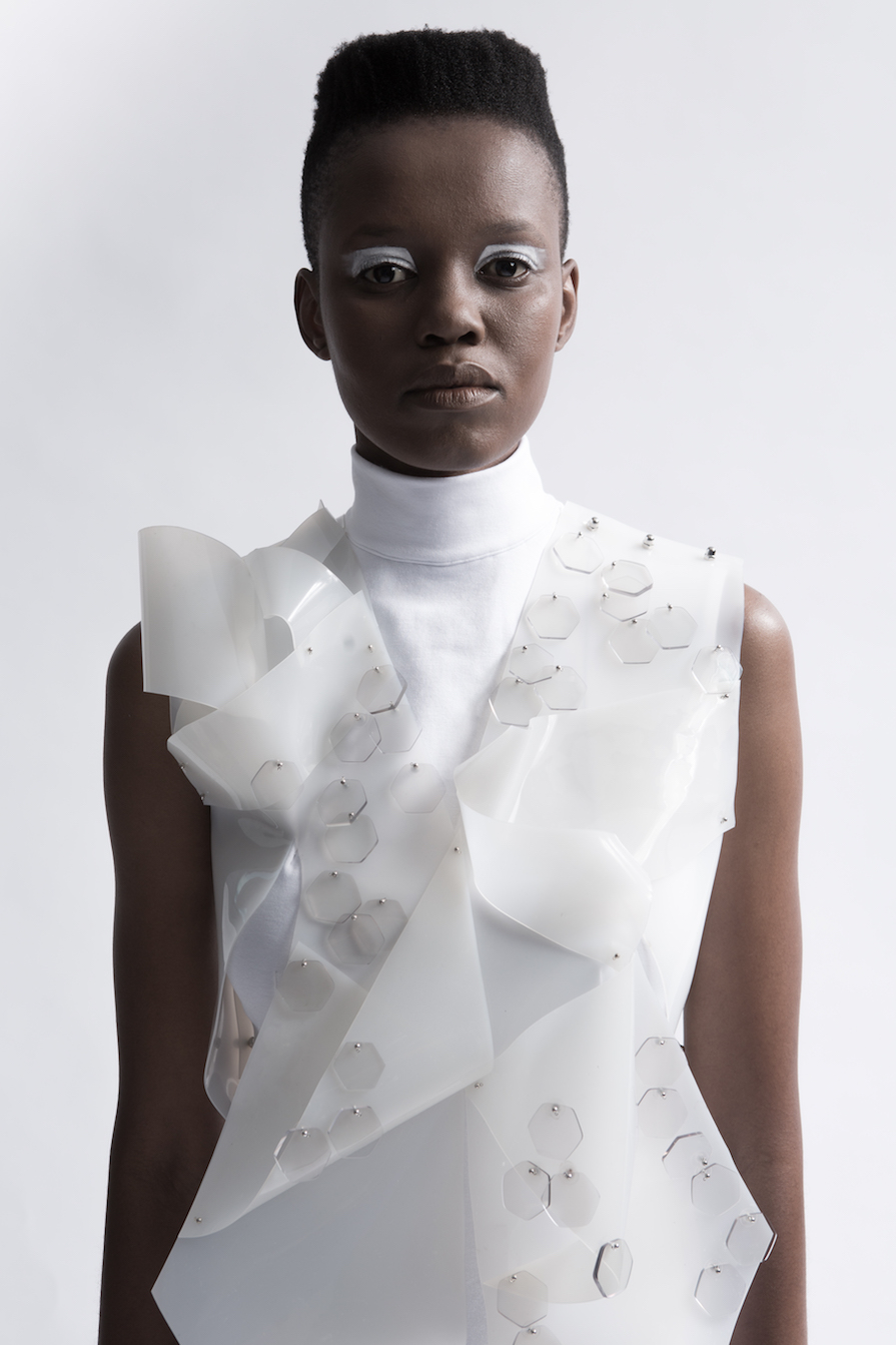 Using Unconventional Materials To Create Wearable Art Design Indaba