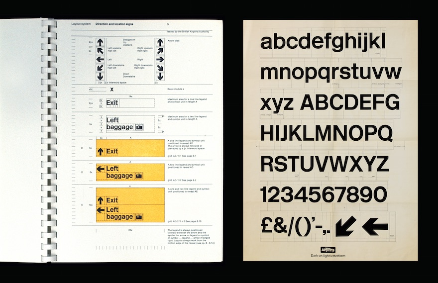 Margaret Calvert Design Indaba