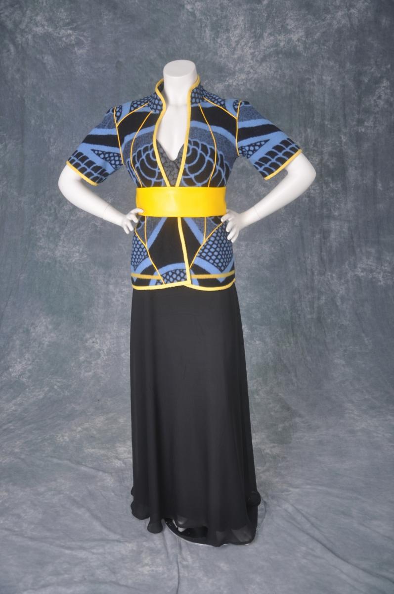 African Traditional Wedding Dresses Thabo Makhetha Designs...