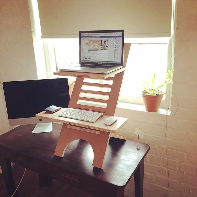 The Desk Stand Design Indaba