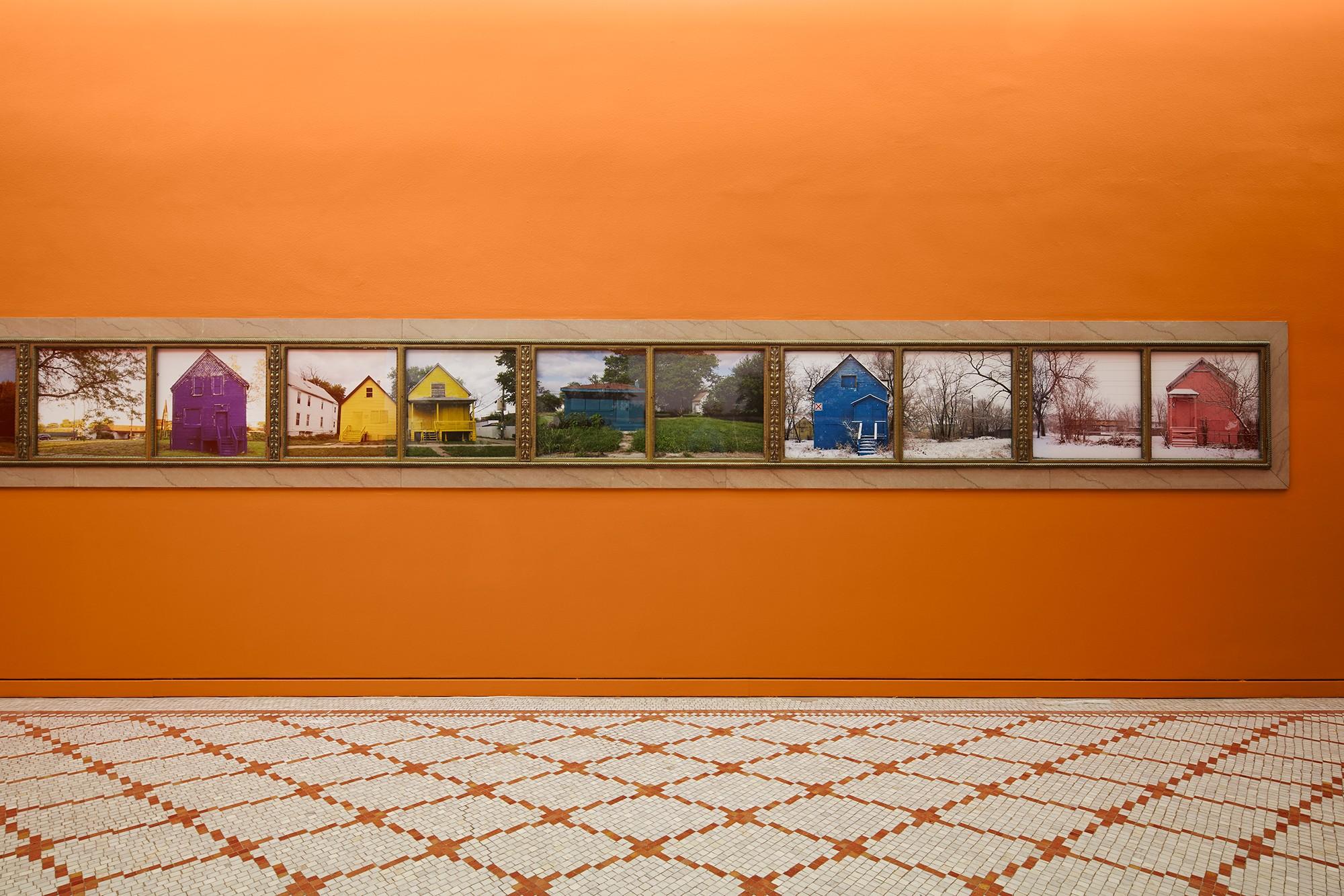 Amanda Williams Colour Ed Theory And The Urban Palette