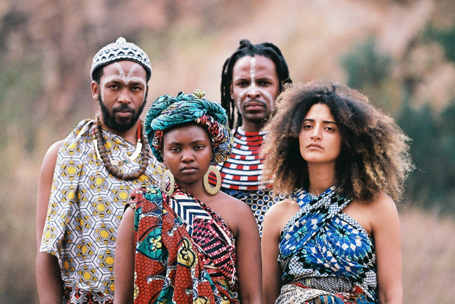 Pan African Collective Debuts With Visuals Shot In The