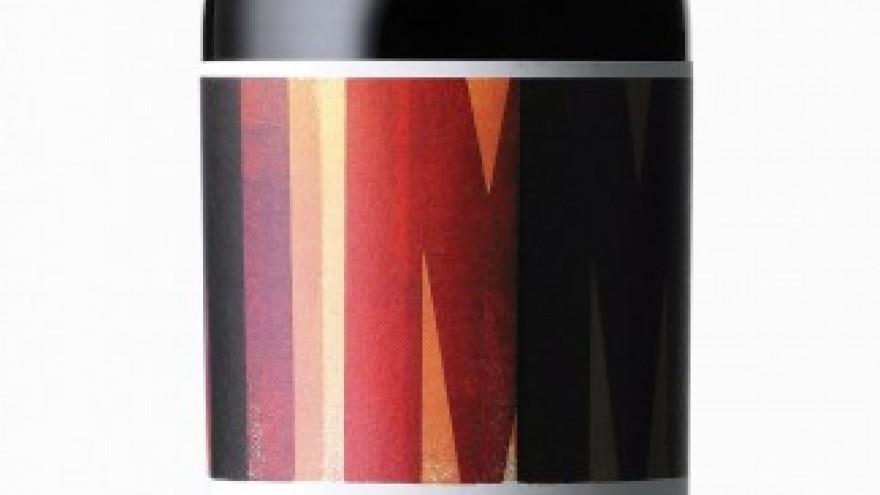 Matallana winebottle label with Alan Kitchin. Courtesy of Fernando Gutierrez.