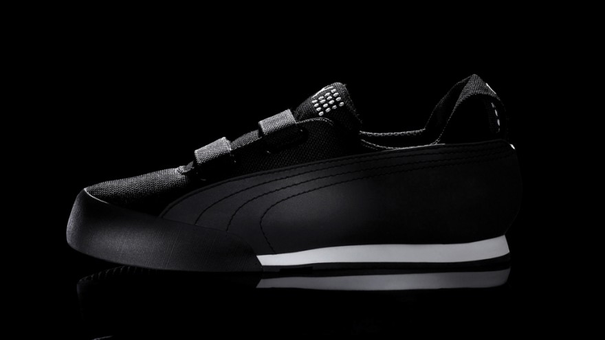 Puma shoe. Courtesy of Jens Martin Skibsted / KiBiSi.