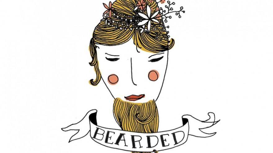 Bearded Lady.