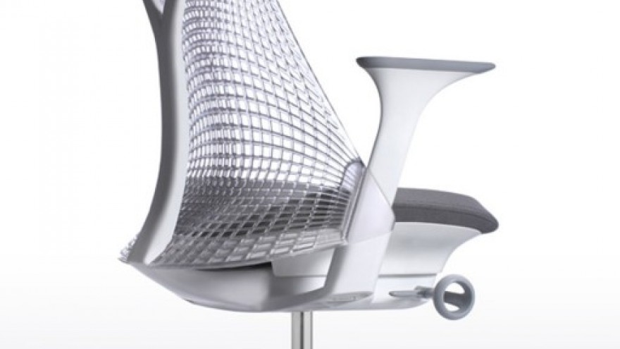 SAYL Chair by fuseproject for Herman Miller.