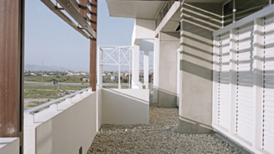 Thusong Service Centre, a multi-purpose facility in Khayelitsha, by Mokena Makek