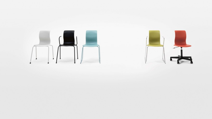 Pro chair by Konstantin Grcic.
