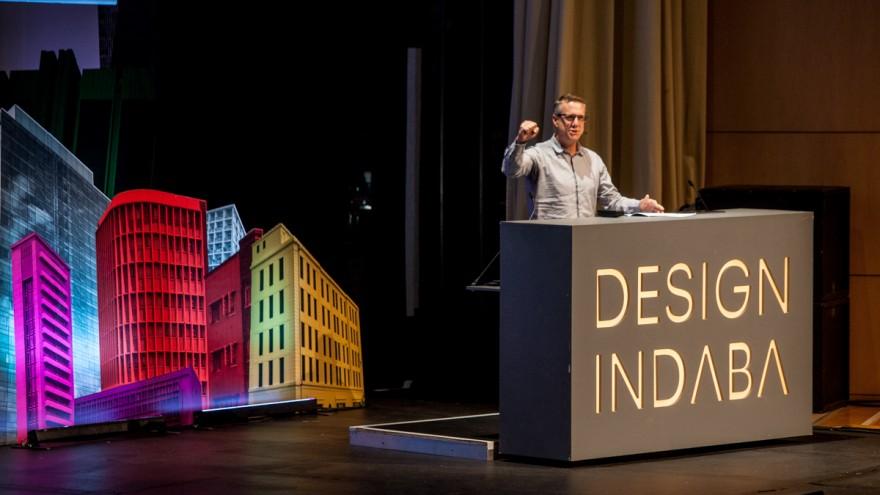 Chris Gotz at Design Indaba Conference 2014