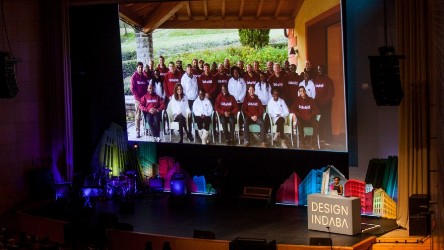 Juliana Rotich at Design Indaba Conference 2014