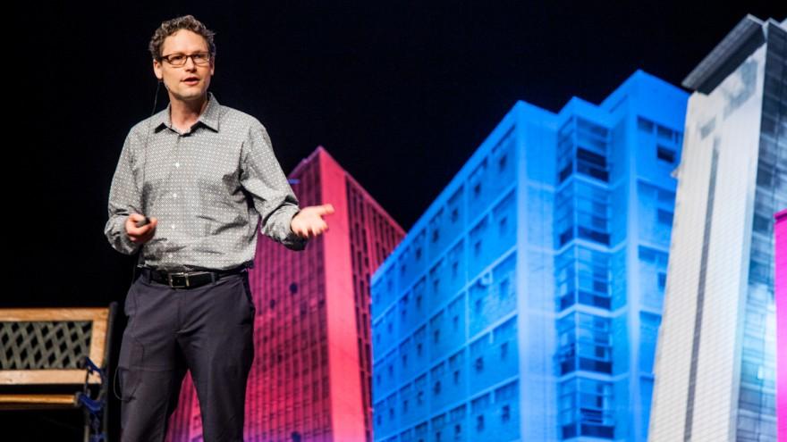 Jake Barton at Design Indaba Conference 2014